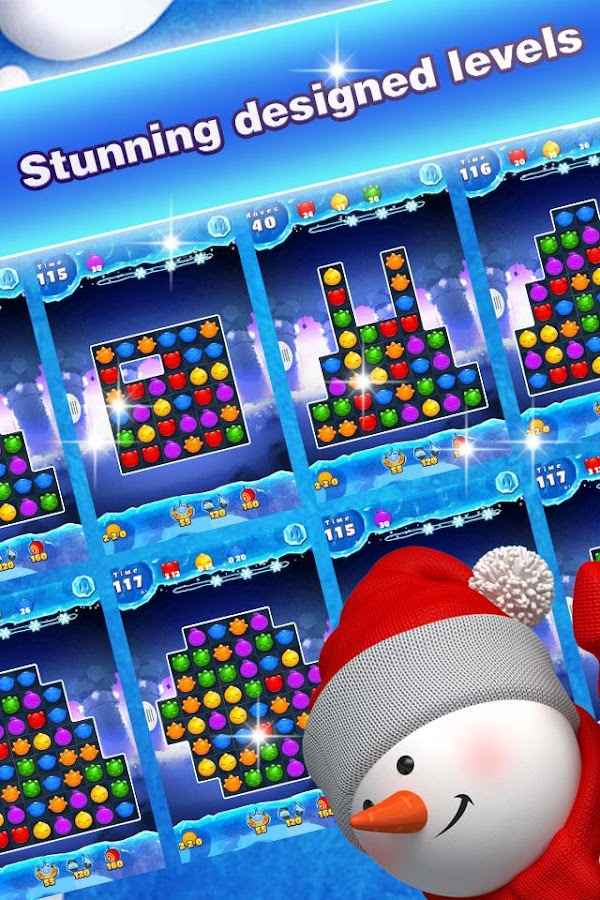 Jelly Ice Crush Master- screenshot