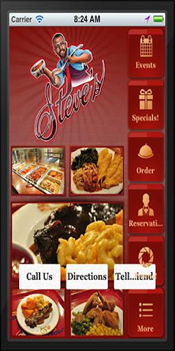 Steve's Soul Food Detroit