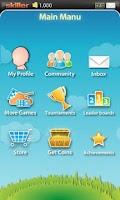 Screenshot of Tic Tac Toe Multiplayer Safari