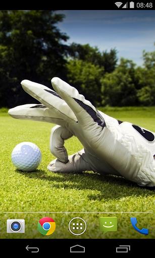 高爾夫運動壁紙