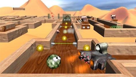 Ball Patrol 3D Screenshot 2