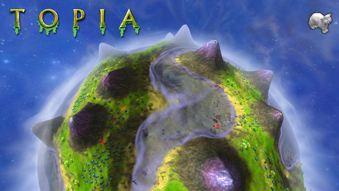 Topia World Builder - screenshot