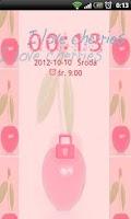 Screenshot of GO Locker Theme Cherries