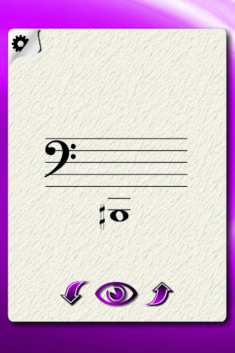 Tuba Notes Flash Cards