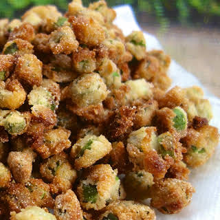 Southern Fried Okra.