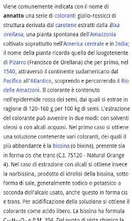 Additivi e Coloranti- screenshot thumbnail