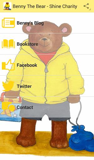 Benny The Bear