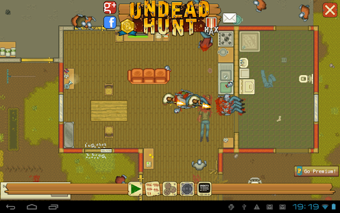 Undead Hunt - a Zombie Epic- screenshot thumbnail
