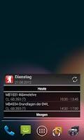 Screenshot of HWR Berlin Stundenplan FBII