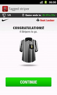 FOOT LOCKER TAG - screenshot thumbnail