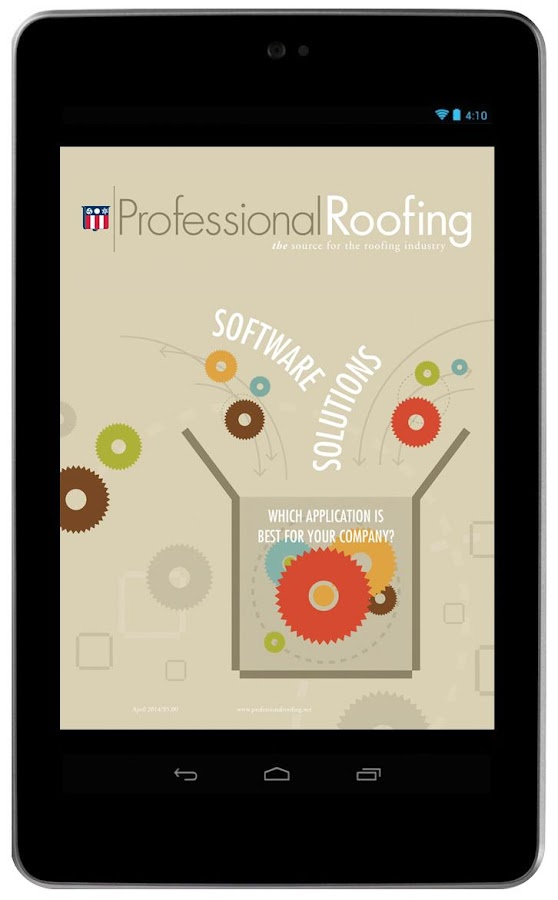 Professional Roofing- screenshot