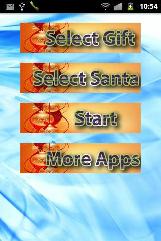 Santa Gift Shooter - screenshot