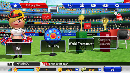 Perfect Kick - Soccer 1.5.5 screenshot 4742