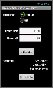 Electrical Calculator by DCI- screenshot thumbnail