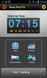 Sleep Diary Pro - screenshot thumbnail