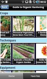 Guide To Organic Gardening - screenshot thumbnail