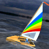 Top Sailor sailing simulator icon