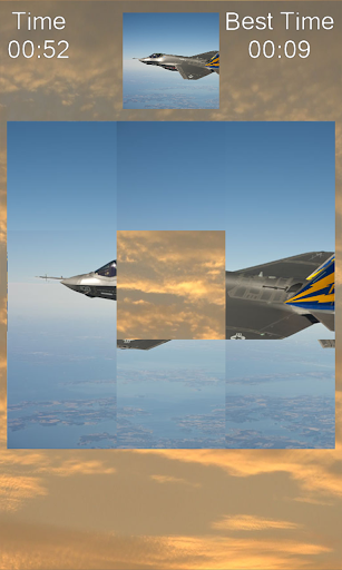 免費休閒App|Fighter Jets Puzzle|阿達玩APP