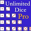 Unlimited Dice Pro icon