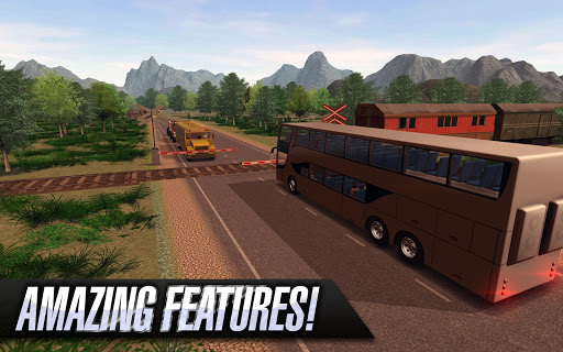 Bus Simulator 2015  screenshots 4