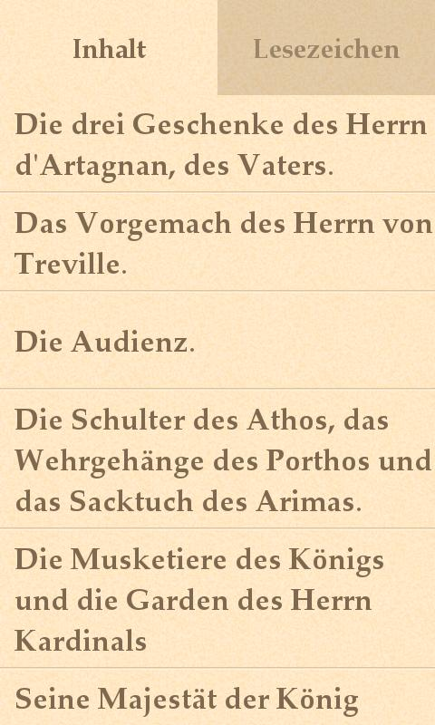 Dumas. Die drei Musketiere. - screenshot