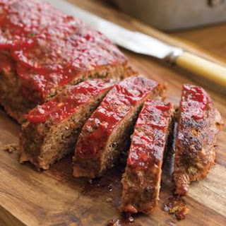 Meat Loaf with Gravy.