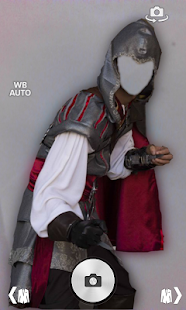 Cosplay Suit Photo Montage screenshot