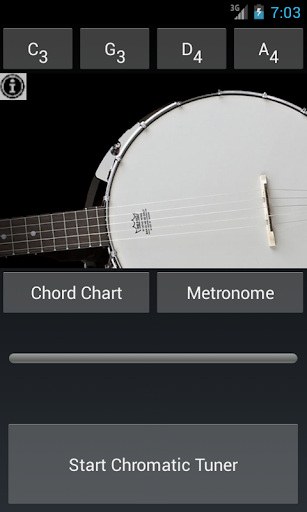 Banjo Tuner N Banjo Chords