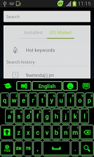 Keyboard Customizer Neon - screenshot thumbnail