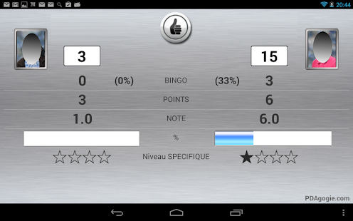 Bingomatch applications android sur google play for Sur la table application
