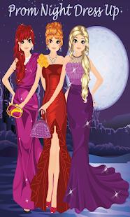 Prom Night Dress up