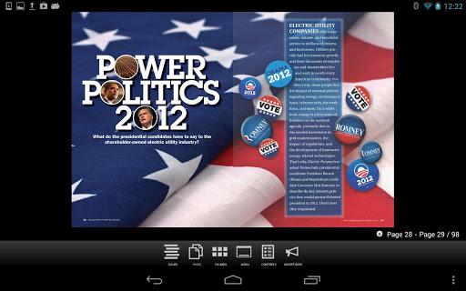【免費商業App】Electric Perspectives Mag HD-APP點子