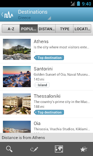Greece Travel Guide by Triposo