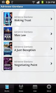Adrienne Giordano - screenshot thumbnail