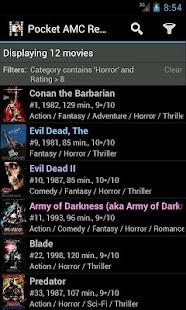 Pocket AMC Reader - screenshot thumbnail
