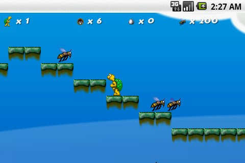 Turtle - screenshot