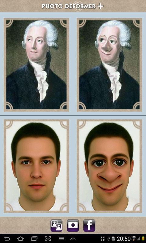 Face Animator - Photo Deformer Pro Screenshot 0