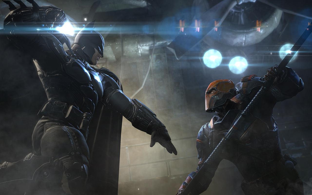 Batman Arkham Origins screenshot #6