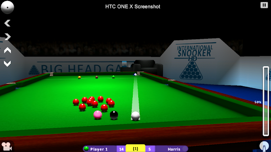 INTERNATIONAL SNOOKER- screenshot thumbnail
