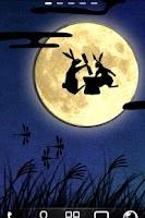 Screenshot of Moon Rabbit LWP Trial