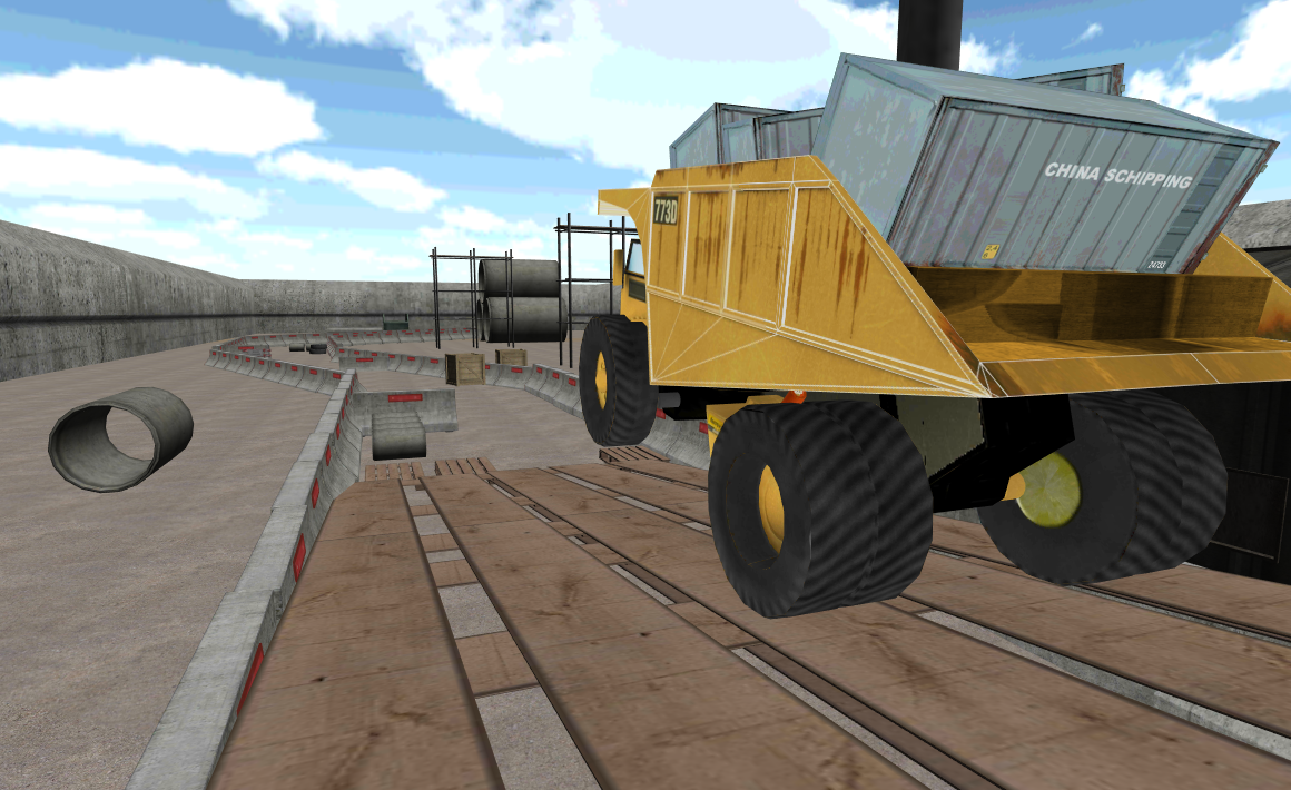 dump truck driver simulator 3d android apps on google play