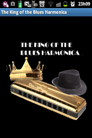 The King - Blues Harmonica