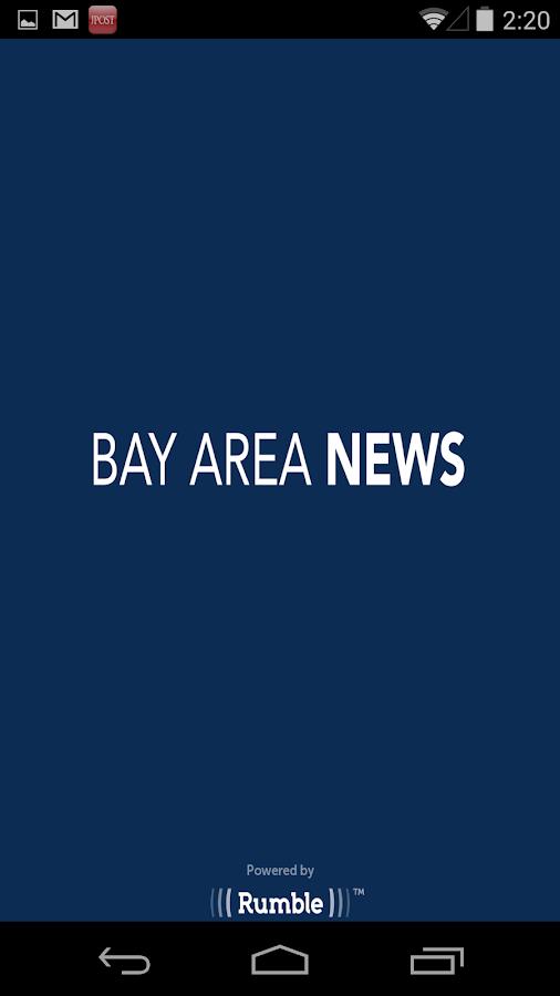 Bay Area News- screenshot