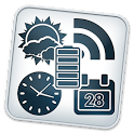 Weather and News Info Widget icon