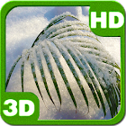 Snowy Christmas Tender Palm icon