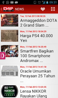CHIP Indonesia - screenshot