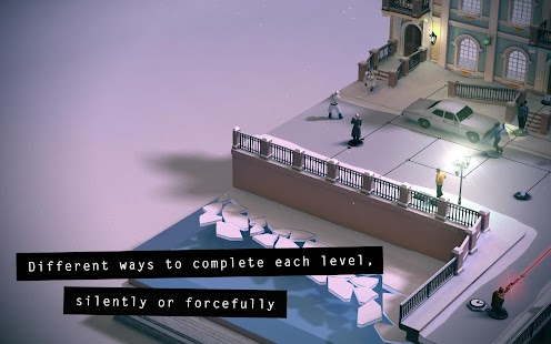 Hitman GO- screenshot thumbnail