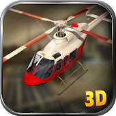Rescue Helicopter Simulator 3D