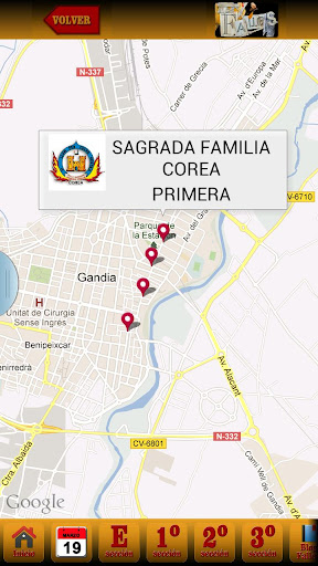 玩旅遊App|FALLAS GANDIA免費|APP試玩