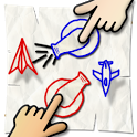 Paper War for 2 Players icon